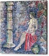 Afrodite Canvas Print