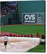 After The Rain Delay Canvas Print