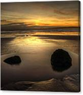 After Tide Out Canvas Print