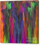 Afterburn Canvas Print