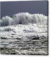 Aftermath Of A Storm Iv Canvas Print
