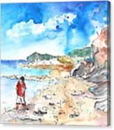 Agia Galini 01 Canvas Print