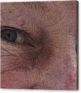 Aging Process Canvas Print