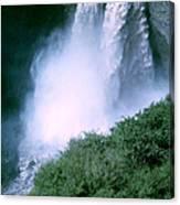 Agoyan Falls Canvas Print