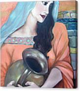 Agua Del Pozo Canvas Print