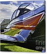 Air Show 6 Canvas Print