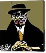 Al Capone Full Color Canvas Print