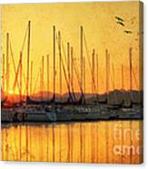 Alabama Sunrise Canvas Print