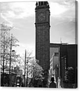 Albert Clock Belfast Canvas Print