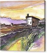Albufeira De Valencia 21 Canvas Print