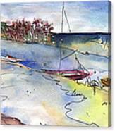 Albufera De Valencia 07 Canvas Print