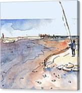 Albufera De Valencia 08 Canvas Print