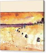 Albufera De Valencia 09 Canvas Print