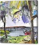 Albufera De Valencia 10 Canvas Print