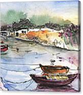Albufera De Valencia 11 Canvas Print