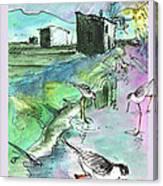 Albufera De Valencia 14 Canvas Print