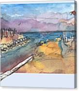 Albufera De Valencia 15 Canvas Print