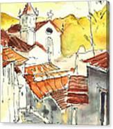 Alcoutim In Portugal 06 Canvas Print