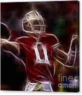 Alex Smith - 49ers Quarterback Canvas Print