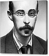 Alexander Friedman, Soviet Cosmologist Canvas Print