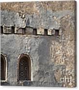 Alhambra Wall Canvas Print