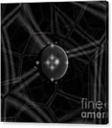 Alien Hive Canvas Print