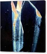 Alien-looking Rust Canvas Print
