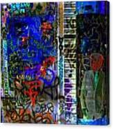 Alien Suit 3 Canvas Print