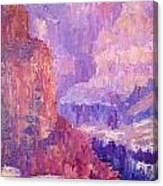 All Canyon Canvas Print