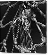 All Tied Up Canvas Print