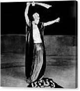 Alla Nazimova (1879-1945) Canvas Print