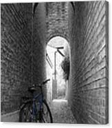Alley Canvas Print