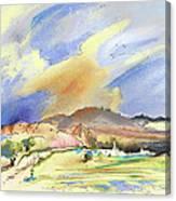 Almeria Region In Spain 01 Canvas Print