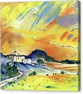 Almeria Region In Spain 03 Canvas Print