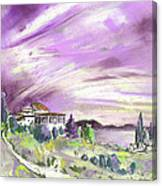 Almeria Region In Spain 05 Canvas Print