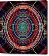 Almost Mandala Canvas Print