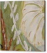 Almost Sumi 2 Canvas Print