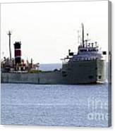 Alpena Ship Canvas Print