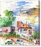Altea 05 Canvas Print