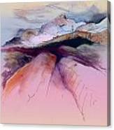 Altea La Vieja In Spain 17 Canvas Print