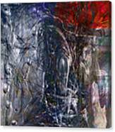 Altered Second Movements Canvas Print