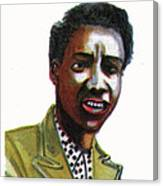 Althea Gibson Canvas Print