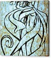 Always A Woman 2 Canvas Print