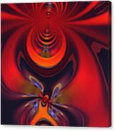 Amber Goddess Canvas Print