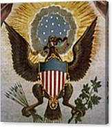 America - Great Seal Canvas Print