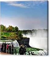 American Falls Canvas Print