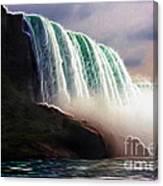 American Falls Power Canvas Print