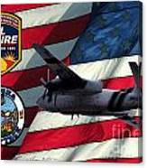 American Hero 2 Canvas Print