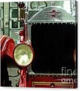 American Lafrance Fire Truck Canvas Print