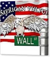 American Vulture Canvas Print